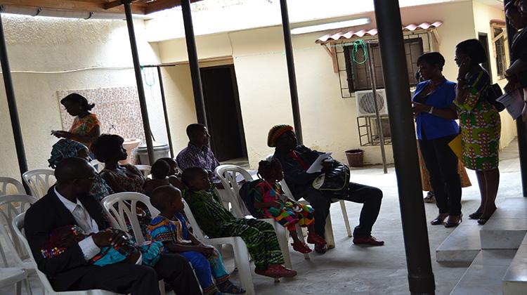 Rapatriement volontaire du 15 février 2017 de onze (11) réfugiés ivoiriens en provenance du Togo