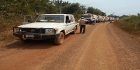 Rapatriement volontaire du jeudi 16 février 2017, de cent cinquante-trois (153) réfugiés ivoiriens en provenance du Libéria
